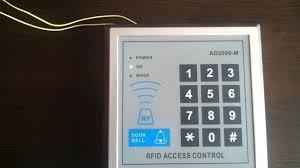 Keuntungan Menggunakan Akses Kontrol Pintu RFID