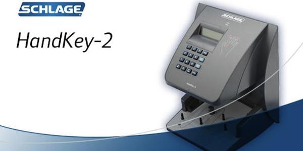 Mesin absensi Handkey, Mesin Absen Tangan Dari Schlage Biometric Solution