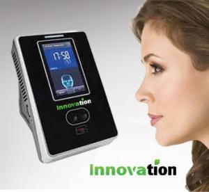 Mesin absen biometrik