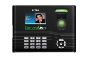 REVIEW MESIN ABSEN SIDIK JARI INNOVATION RF588