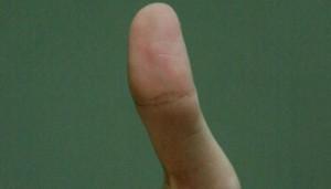cara membuat sidik jari palsu