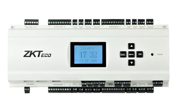 REVIEW ZKTeco EC-810 AKSES KONTROL SENTRAL BERFITUR SISTEM KEAMANAN CANGGIH