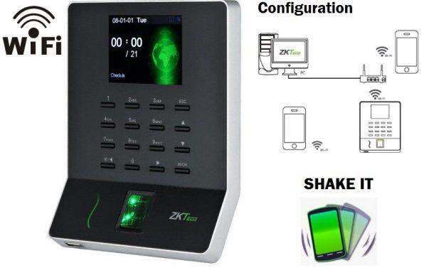 Dapatkan Mesin Absensi Wireless ZKTeco WL20 dengan Harga Terjangkau Hanya Di Sini