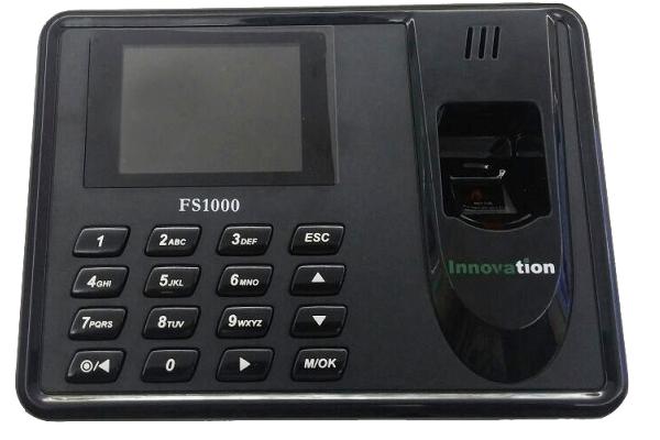 Gambar Mesin Absensi Fingerprint FS 1000
