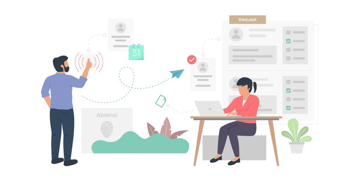 Pakai Payrollbozz Untuk Absen Online Karyawan Anda Di Jamin Mudah Dilakukan
